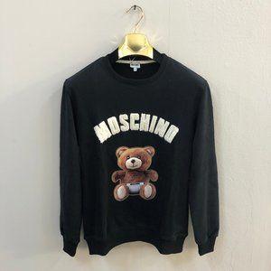 Moschino Women Black Sweatshirt